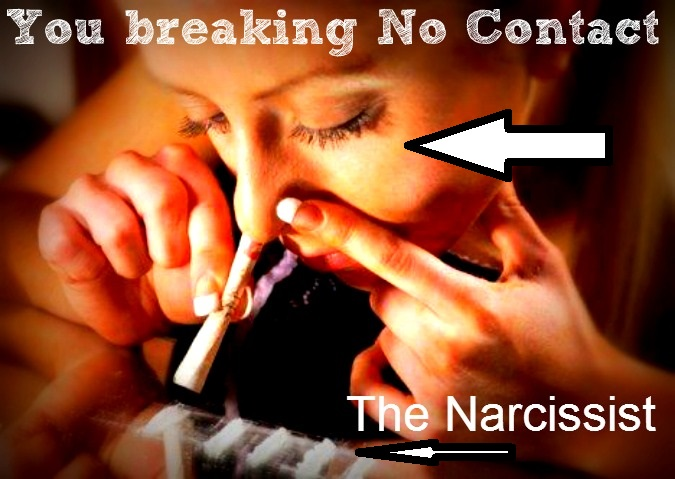 break your addiction to the narcissist