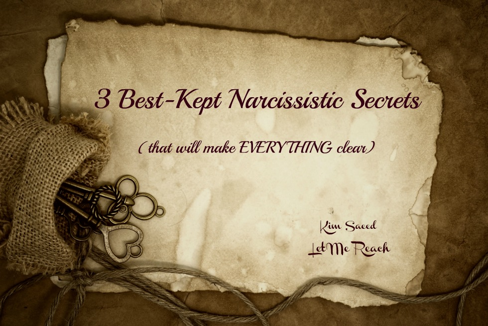 3 Best-Kept Narcissistic Secrets that Will Make Everything