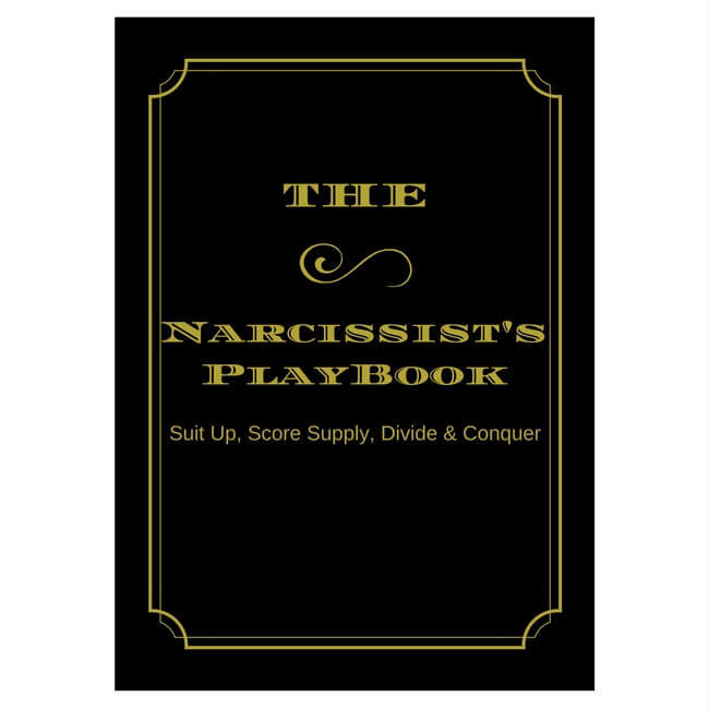 The Narcissists' Playbook - Kim Saeed: Narcissistic Abuse Recovery