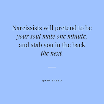 When the Narcissist Does What They Said They Wouldn't Do