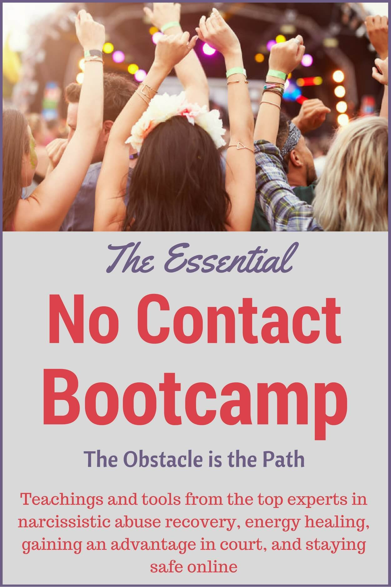 The Essential No Contact Bootcamp (3) - Kim Saeed